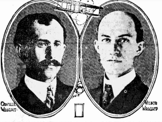 The Wright Brothers - Orville and Wilbur Wright